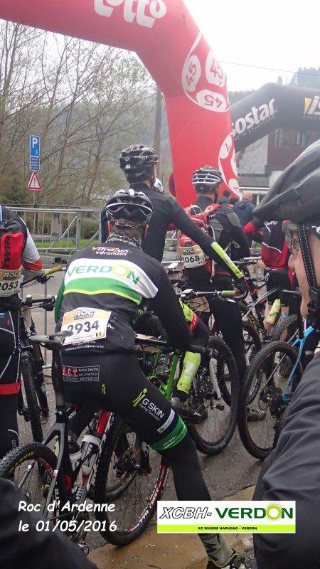 Roc d'Ardenne le 01 mai 2015