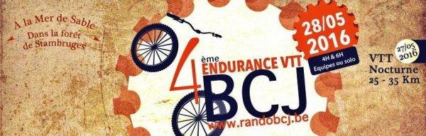 """Endurance BCJ Blandain à """"La Mer de Sable Stambruges""""      le 28 mai 2016"""