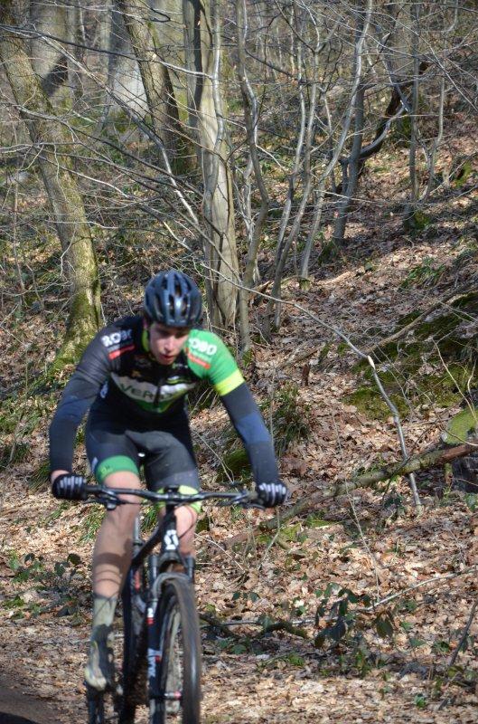 Rando des Bourg Bikers , Beignée le 12 mars 2017