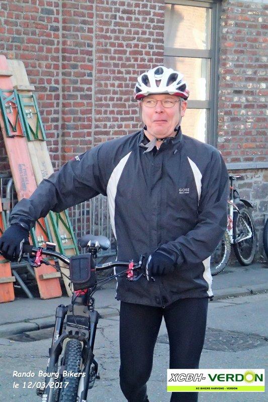 Rando des Bourg Bikers , Beignée le 12 mars 2017 (2)