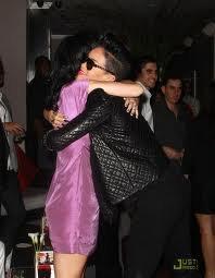 Rihanna et Katy Perry