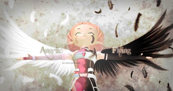 """"""" Le vole d'un ange """""""