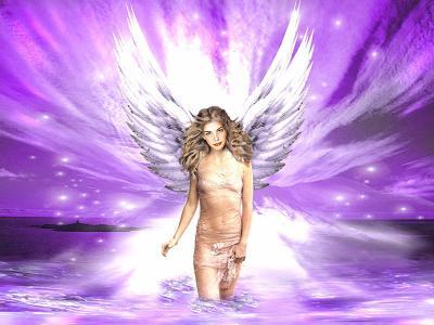 les anges sont très beaux..
