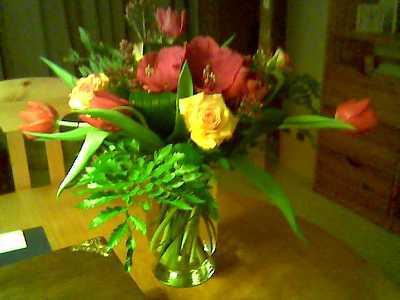 j'adore les fleurs