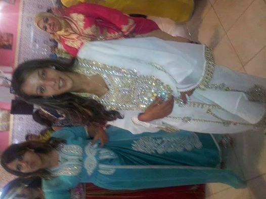 Moi and  fatima