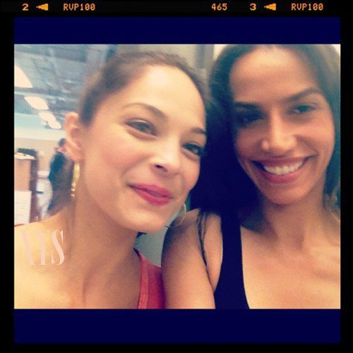 Kristin Kreuk via Facebook : news of Beauty & the Beast pilot