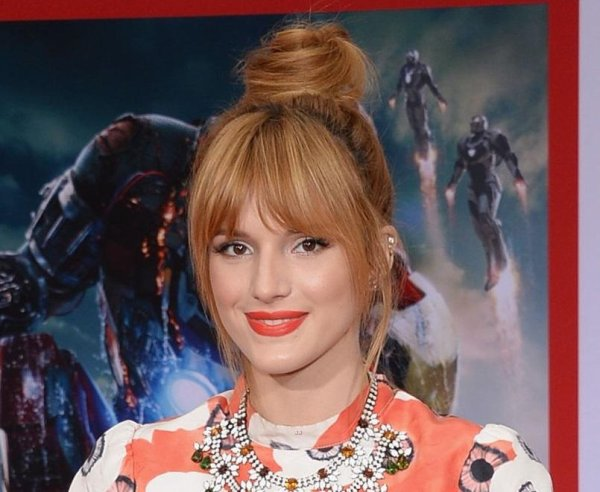 """Bella Thorne est actuellement la star de la série """"Shake It Up"""" sur Disney Channel mais elle s'apprête à tenir son premier grand rôle au cinéma ! La rédac vous dit tout sur """"Blended"""", son prochain film"""