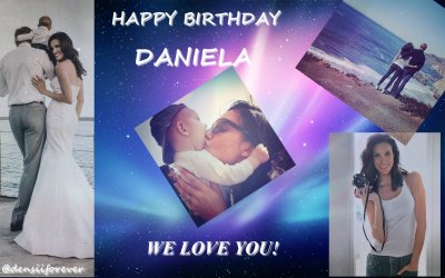 Happy birthday dani! :)