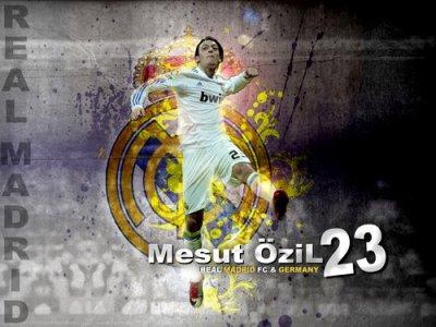 MESUT ÖZIL 23