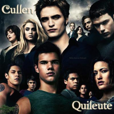 Cullen ou Quileute?