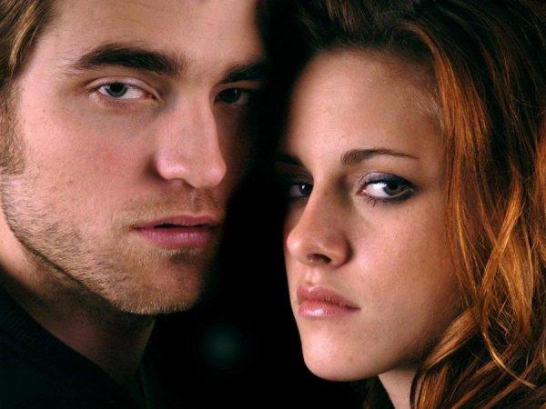 Robert Pattinson&Kristen Stewart