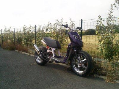 stunt full fast 86cc
