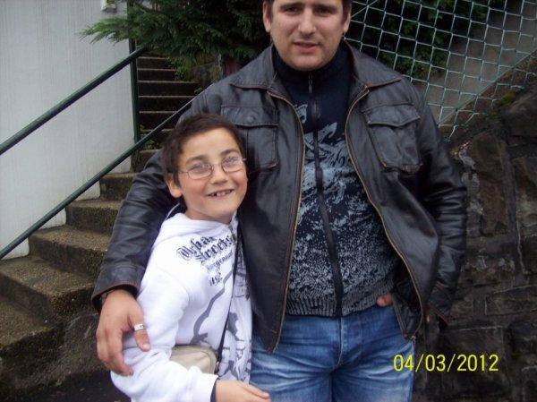 mn fils et mn homme