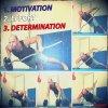 La motivation, l'effort et la détermination par David Masset