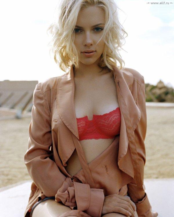 3/ Scarlett Johansson