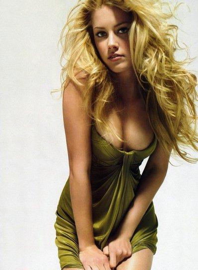 Amber Heard, photo n°1