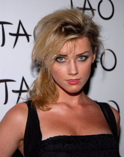 Amber Heard, photos de cérémonie