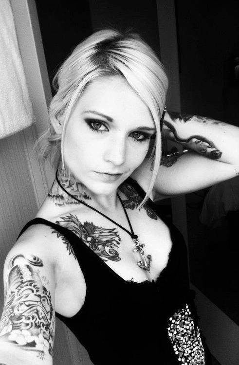 Inked Girl Tattoo