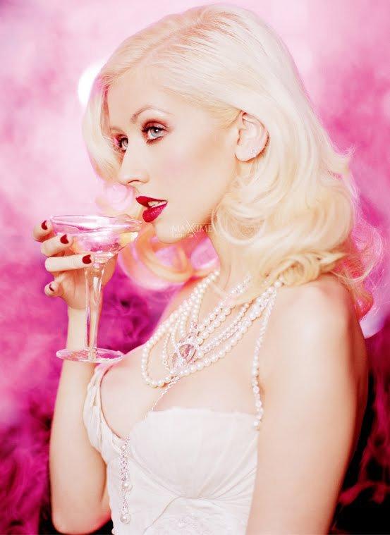 4♥ Christina Aguilera