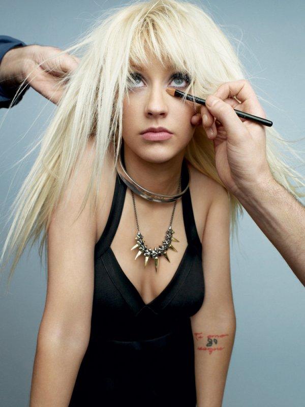 5♥ Christina Aguilera