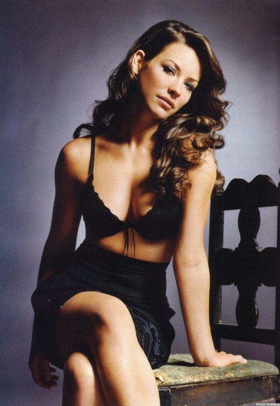3♥ Evangeline Lilly