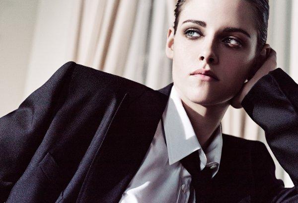 8-Un peu de classe...Kristen Stewart