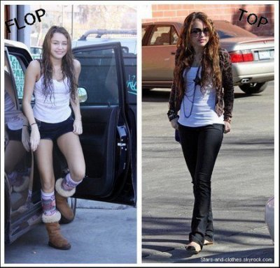 Top or Flop by Miley Cyrus