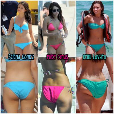 Quelle maillot de bain préférez-vous?