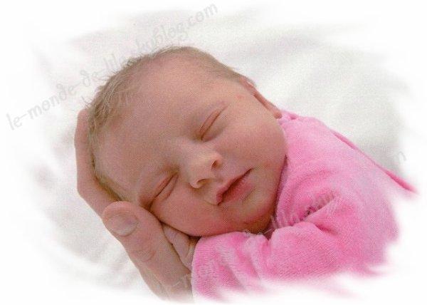 ♥ Lila est née ♥