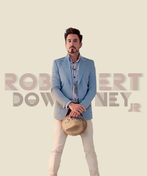 Let me introduce, the crazy world of Robert Downey Jr.
