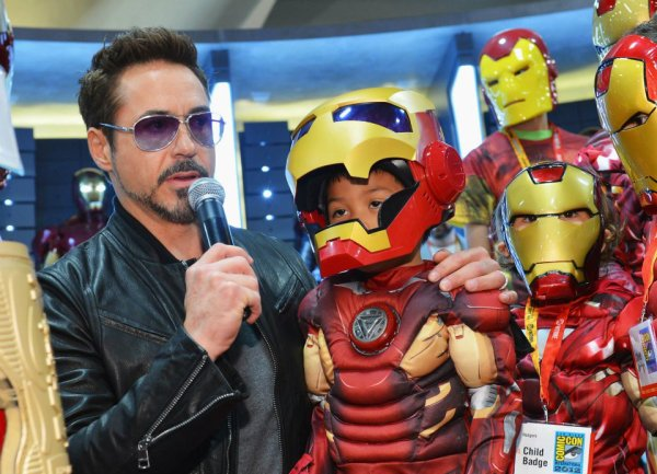 Little army of Iron Man ! *-*