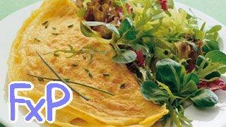 Article Cuisine n°1: Omelette nature (Recette personnelle)