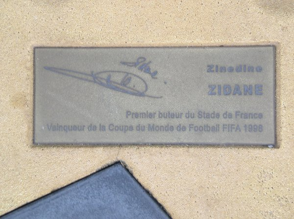 STADE DE FRANCE (13/07/2011)