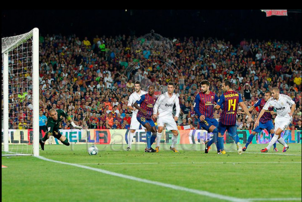 Real Madrid - Barcelona.
