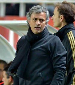 "José Mourinho, ""Ils ont sifflé Zidane, Ronaldo... Pourquoi pas moi ?"""