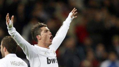 Ronaldo en mode tout terrain.