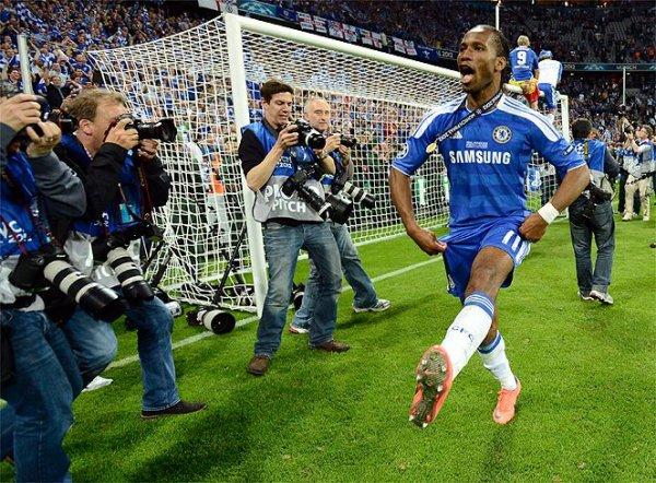 Champions League : Chelsea sort vainqueur !