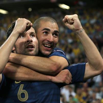 Images des matchs de l'Euro 2012 !