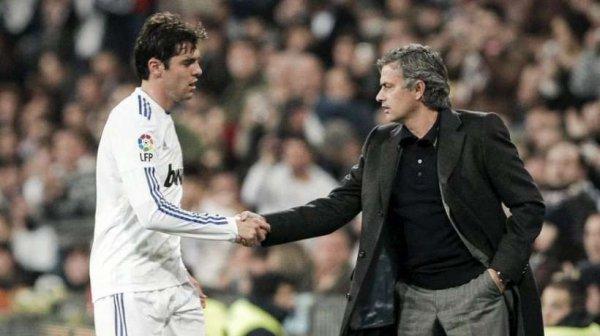 La tension monte entre Kaka et José Mourinho !