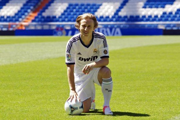 Modric et le joli bonus d'un petit club bosnien…