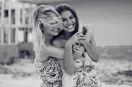 Une vrai amie♥
