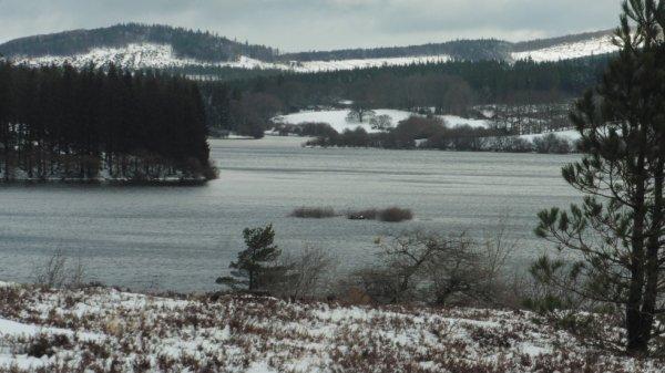 Promenade sur la Route des Lacs