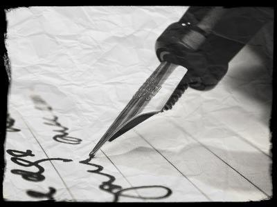 L'écriture ♥ .