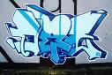Photo de graffiti