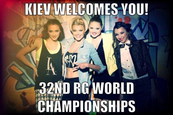Championnat du monde 2013: Kiev