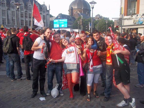 Standard - Genk En Ville Le 17 Mai 2011...