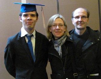 Remise de diplome