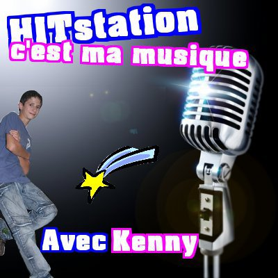 HITstation la webradio de Kenny