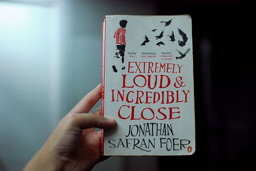 Extremely Loud and Incredibly Close, Jonathan Safran Foer