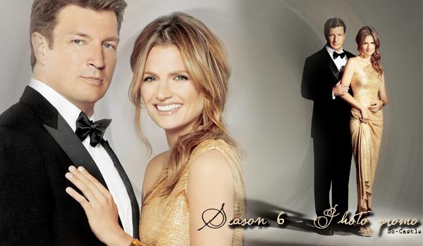Catégorie: NEWS  Photos promo de la saison 6 ! Créa & gifs: Florine
